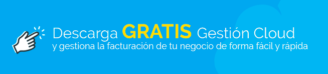 Banner descarga Gestion Cloud