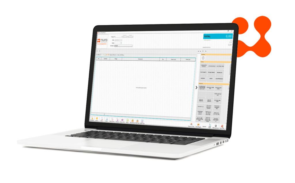 TPV ordenador pantalla